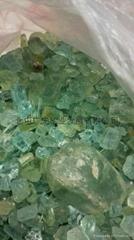 新疆阿勒泰产绿柱石