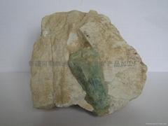 綠柱石標本