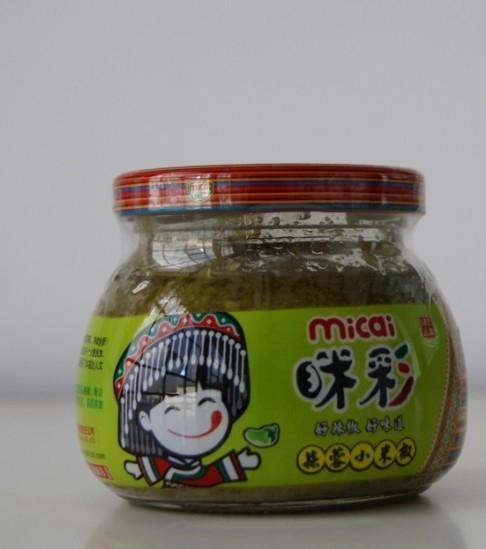 蒜蓉小米椒 1