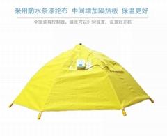 电热育雏伞