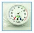 Greenhouse Round Digital ermometer Hygrometer Indoor Centigrade 2