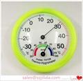 Greenhouse Round Digital ermometer Hygrometer Indoor Centigrade 3