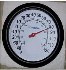 鐘錶溫濕度計