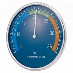 Premium Compatible Barometer Outdoor Window Thermometer Hygrometer