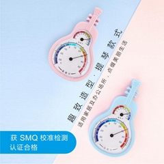 High precision Temperature and humidity meter Office thermometer