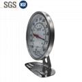 吉利工厂生产冰箱温度计测冷温计不锈钢外壳冰柜冷库药房 2