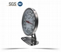吉利工厂生产冰箱温度计测冷温计不锈钢外壳冰柜冷库药房 10