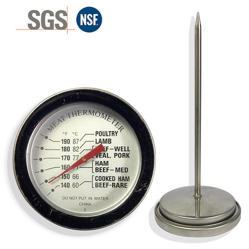 jili Plug-in thermometer The thermometer High temperature measurement 1
