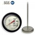 探針油溫計烤箱烤爐燒烤測溫表高
