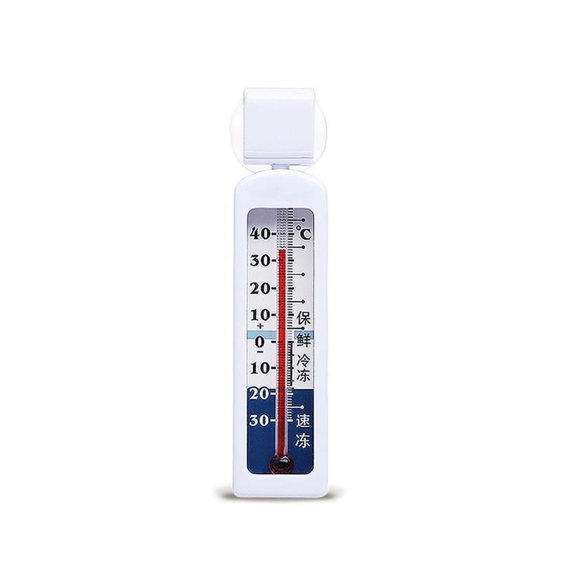 液體棒芯溫度計 冰箱溫度計 家用冰櫃溫度計藥箱溫度計溫度表 1