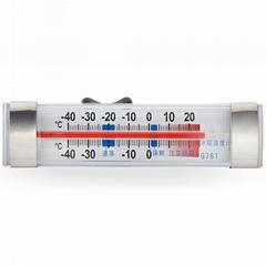 吉利 冰箱溫度計大直徑冰箱溫度計冷庫溫度計高精度冰櫃溫度計