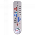 Flower shed thermometer Household