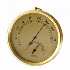 吉利 室內外溫濕度計家用溫度計高精度溫度計倉庫機房