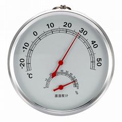 吉利 家用室内机房仓库药房花卉大棚畜牧养殖温湿度计高精度