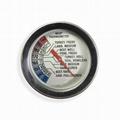 燒烤測溫計探針溫度計雙金屬探針溫度計食品探針溫度計 2