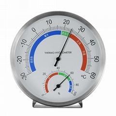 吉利家用溫度計室內高精度藥房溫濕度計實驗室倉庫工業溫度表