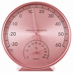 家庭溫濕度計家用高精度干濕度計室內精準嬰儿房壁挂式溫度計
