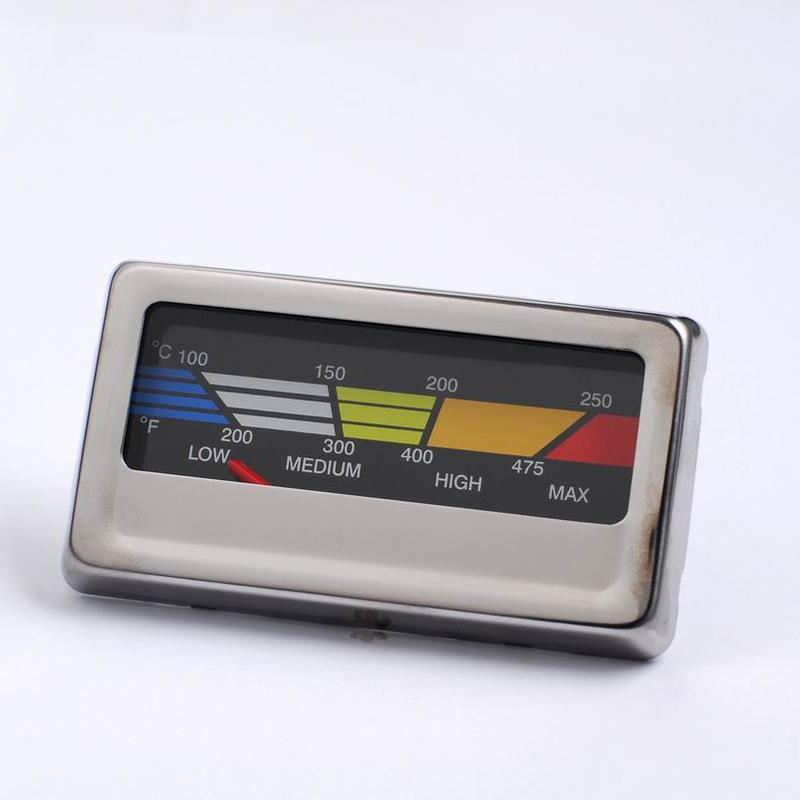 吉利 烤爐烤箱溫度計食品雙金屬溫度計不鏽鋼外殼材質 1