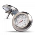 工廠生產雙金屬溫度計烤箱烤爐溫