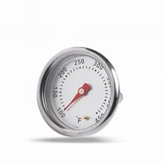 生产管通型温度计烤箱烹烤食物测温计测高温温度计支持logo定制
