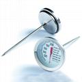 吉利水溫度計油鍋溫度計測油溫溫