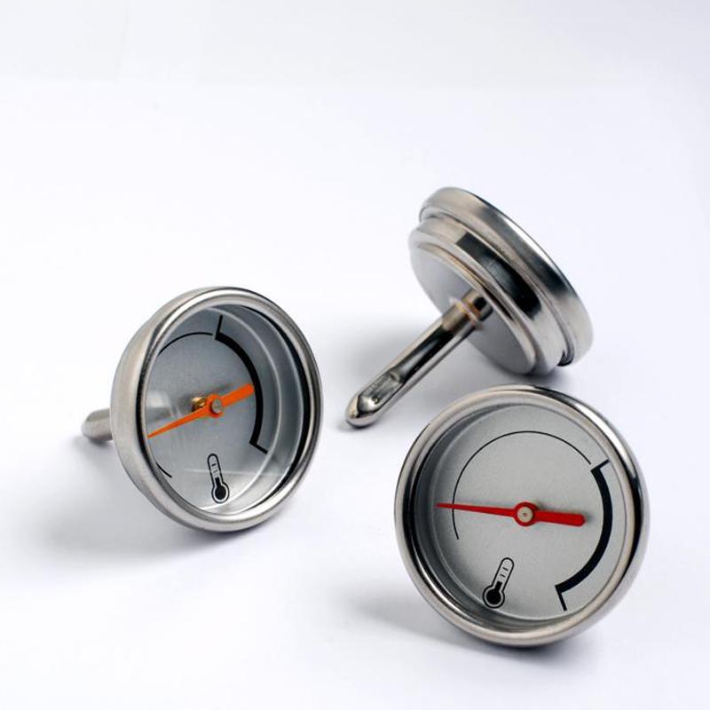 機針溫度計小直徑烤箱烤爐溫度計雙金屬指針式烘培溫度表 1