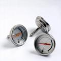 机针温度计小直径烤箱烤炉温度计双金属指针式烘培温度表 1