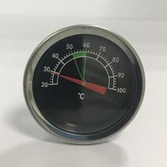吉利 水溫計烘焙食品溫度計廚房測水溫奶溫油溫高精度嬰儿奶瓶探針