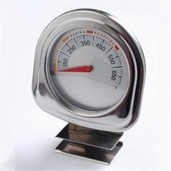 双金属烧烤炉温度计 烤箱不锈钢温度计BBQ温度计 高温温度计