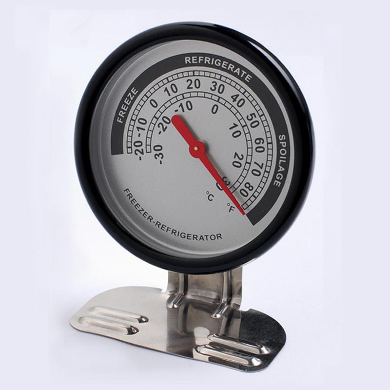 高精度專業冰箱超市冷櫃冰櫃冷庫凍庫保溫箱測量溫度計家用溫度計 1