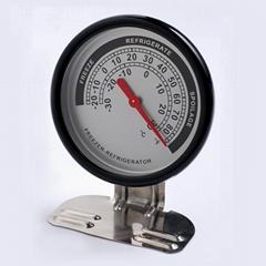 高精度专业冰箱超市冷柜冰柜冷库冻库保温箱测量温度计家用温度计