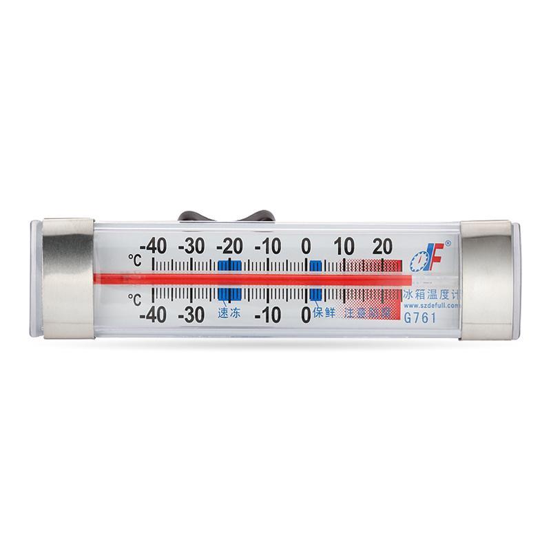 溫濕度計冷庫專用冰箱內用溫度計高精度家用冰櫃溫度計 1