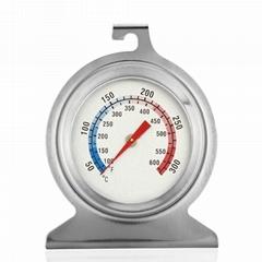 烘培温度计烤箱烤炉温度表发酵箱温度计高精度不锈钢温度表