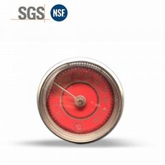 探針水溫計水壺溫度計雙金屬水溫計高精度測水溫計