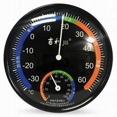 家用溫濕度計室內外高精度溫度表機房庫房藥房大棚溫度計