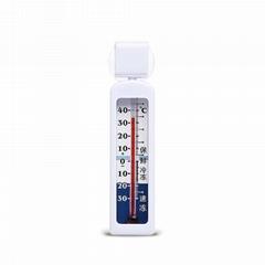 G590家用冰箱温度计高精度超市冷柜冰柜冷库冻库保温箱测量