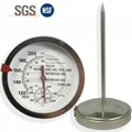 Bimetallic Probe Thermometer Large