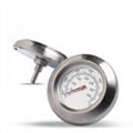 Bimetallic Thermometer Probe Thermometer