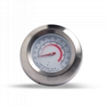 Barbecue thermometer oven thermometer dial thermometer bimetallic thermometer