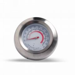 烧烤温度计烤炉温度计表盘温度计烤肉温度计双金属温度计