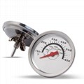 Pointer oven thermometer barbecue oven thermometer lengthening screw teeth