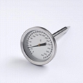 Kitchen Food Thermometer Bimetallic Thermometer with Probe