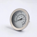 Stainless steel oven thermometer/baking thermometer