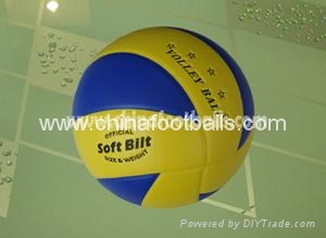 Profession leather Volleyballs 1