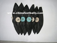 Butyl American Footballs Bladder with the special Va  e