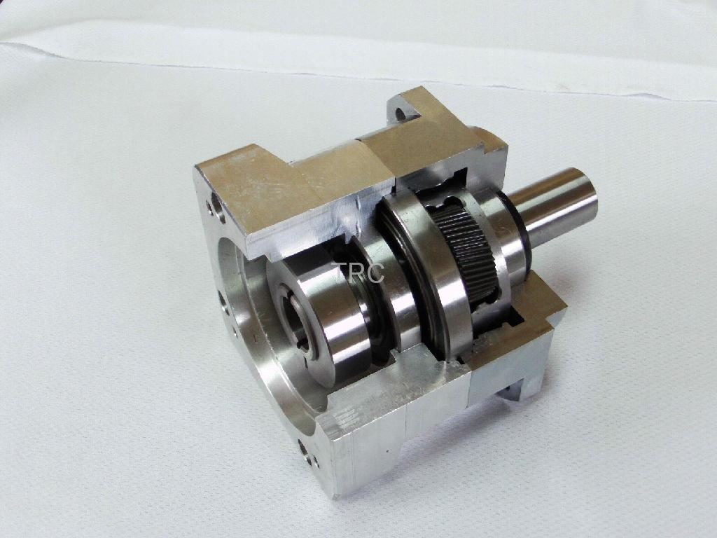 Helical Planetary Gearbox For Servo Step Motor Tpc Taiwan Manufacturer Transmission
