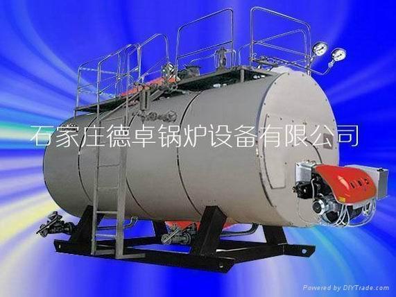 燃油气蒸汽锅炉 1