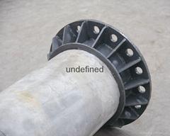 质轻薄壁高强耐腐蚀抗酸碱盐超高性能混凝土杆