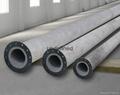 質輕薄壁高強耐腐蝕抗酸碱鹽超高性能混凝土杆 2