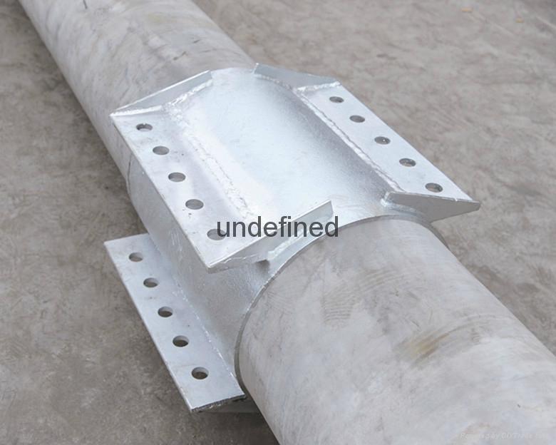 質輕薄壁高強耐腐蝕抗酸碱鹽超高性能混凝土杆 3
